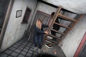Prison Island Helsingborg tilt